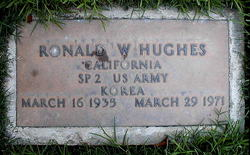 Ronald William Hughes