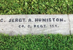 Sgt Amos Humiston