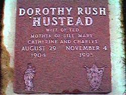 Dorothy Rush Hustead
