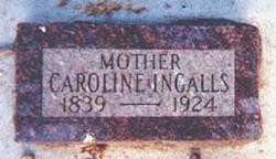 Caroline Lake <i>Quiner</i> Ingalls
