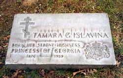 Tamara G. Islavina