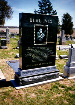 Burl Icle Ives