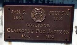 Claiborne Fox Jackson