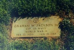Graham Washington Jackson