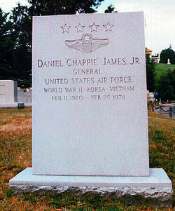 Gen Daniel Chappie James, Jr