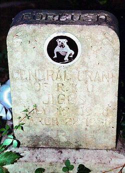 General Grant Jiggs