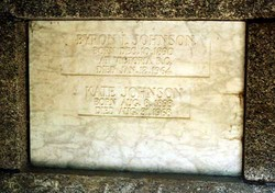 Byron Ingemar Johnson