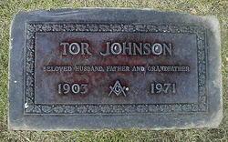 Tor Johnson