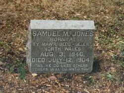 Samuel M. Golden Rule Jones Jones