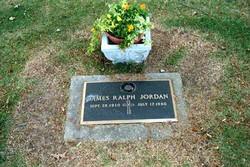 Ralph Shug Jordan