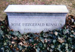 Rose <i>Fitzgerald</i> Kennedy