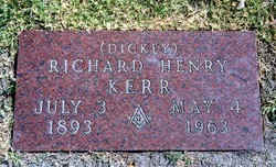 Richard Henry Dickey Kerr