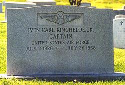 Iven Carl Kincheloe, Jr