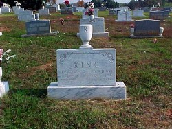 Rev Alfred Daniel Williams King, Sr