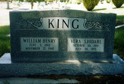 William Henry King