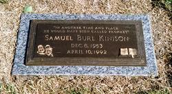 Samuel Burl Sam Kinison