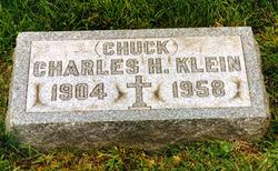 Charles Herbert Chuck Klein