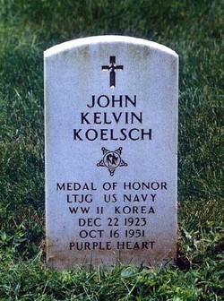 John Kelvin Koelsch