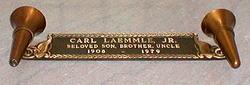 Carl Laemmle, Jr