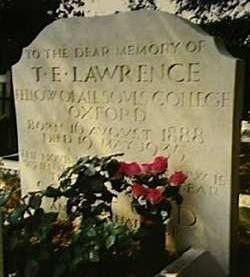 Thomas Edward Lawrence of Arabia Lawrence