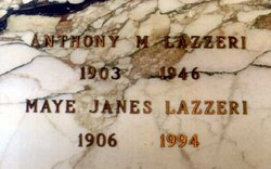 Anthony Michael Lazzeri