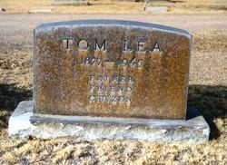 Thomas Calloway Lea, Jr