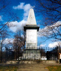 Battle of Lexington Mass Grave