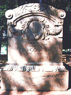Abraham Jack Lincoln, II
