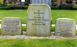 Lockerbie Air Disaster Memorial