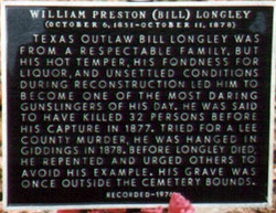William Wild Bill Longley