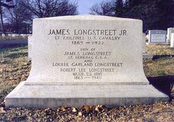 Col James Longstreet, III