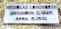 Nicholas Longworth, III