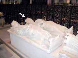King Louis, III