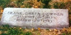 Frank Orren Lowden
