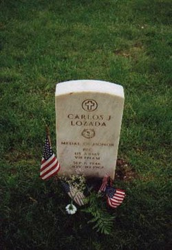 PFC Carlos James Lozada