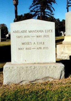Moses Augustine Luce