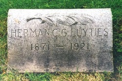 Herman C. G. Luyties
