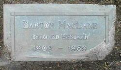 Barton MacLane