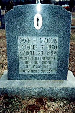 Dave H. Uncle Macon
