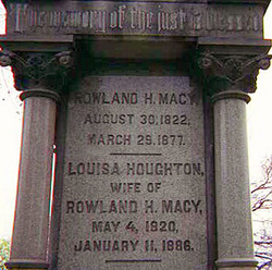 Rowland Hussey Macy