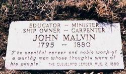 John Malvin