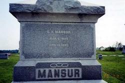 Charles Harley Mansur