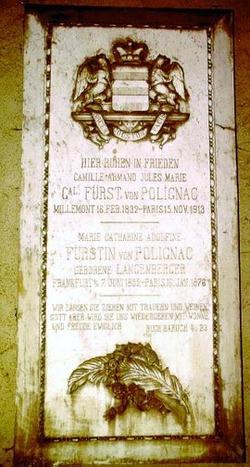 Camille Armond Jules Marie Prince de Polignac
