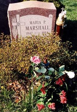 Maria P. Marshall