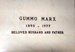 Gummo Marx