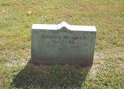 Hardin Wallace Masters
