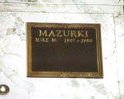 Mike Mazurki