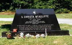 Christa <i>Corrigan</i> McAuliffe