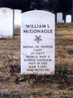 Capt William L. McGonagle