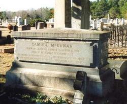 Samuel McGowan